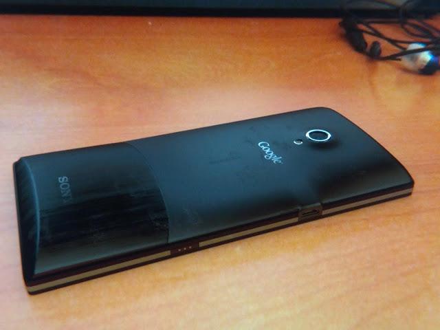 Sony Nexus X Smartphone