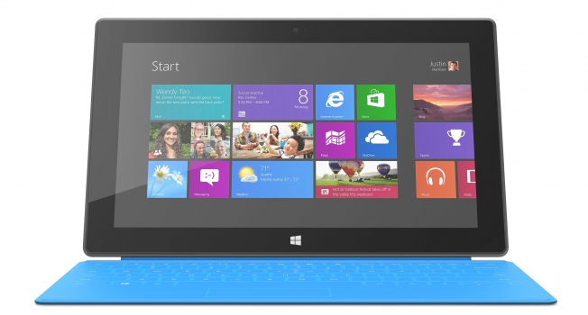 Microsoft Surface preorders sold out