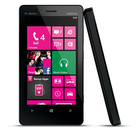 T-Mobile Nokia Lumia 810