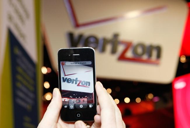 Verizon Data Roaming