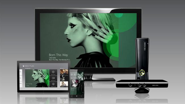 Microsoft Xbox Music Release Date