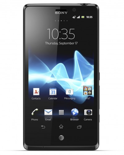 AT&T Sony Xperia TL