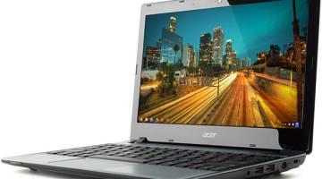 Google Acer C7 Chromebook