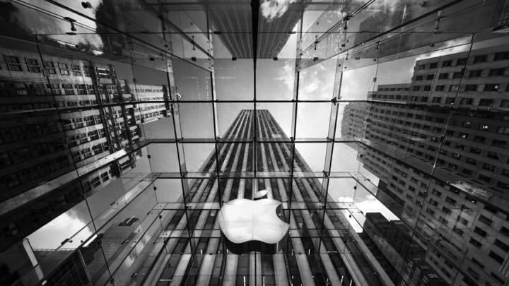 The new Apple