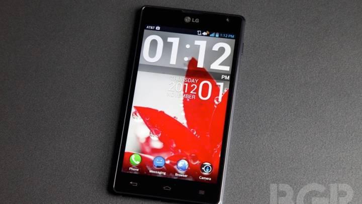 LG Smartphone Sales
