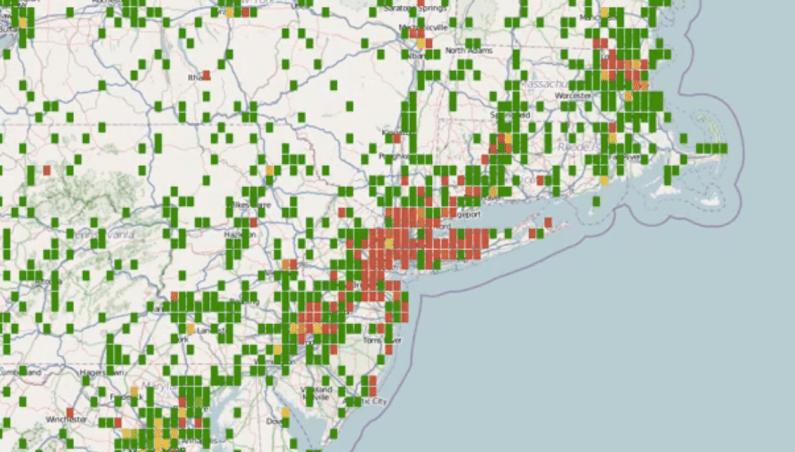 Hurricane Sandy Animated Video