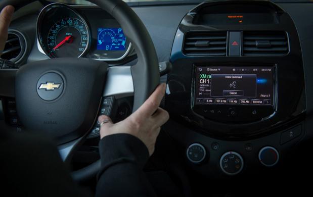 GM Siri Integration