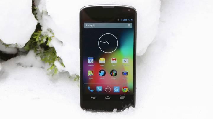 Google Nexus 4 Sells Out In UK