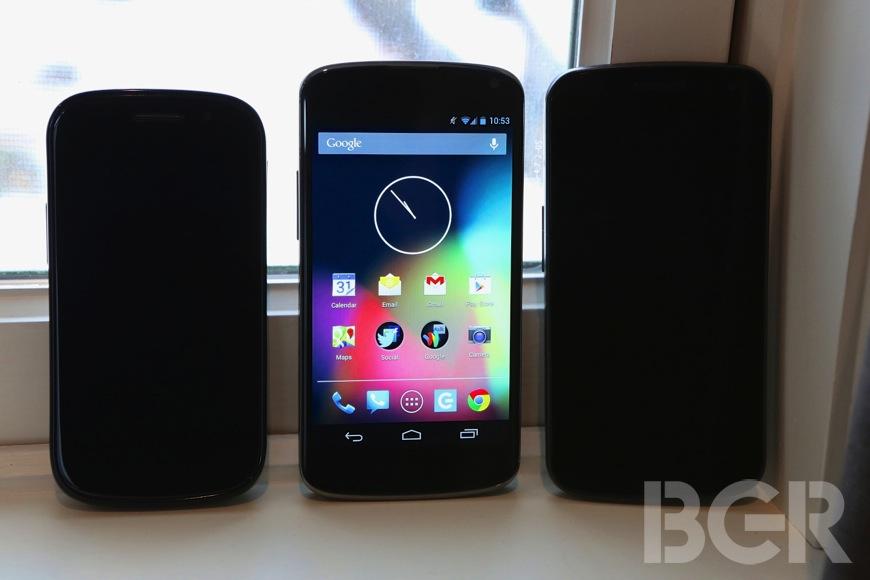 Nexus 4 AT&T LTE