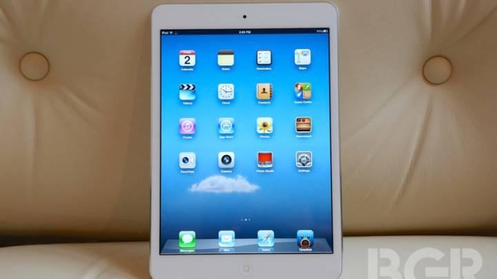 iPad Mini Market Share 2012