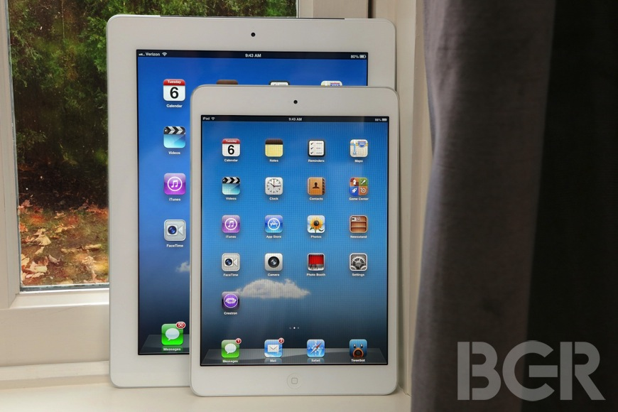 8-inch slates to grab 11.9% of tablet market in 2013