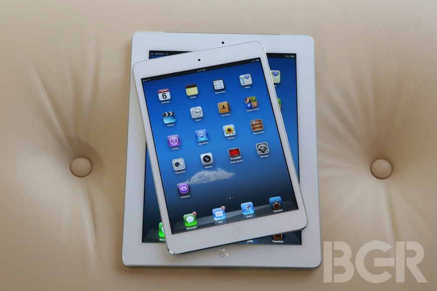 iPad Mini 2 Specs