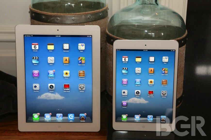 Apple iPad Projected Shipments