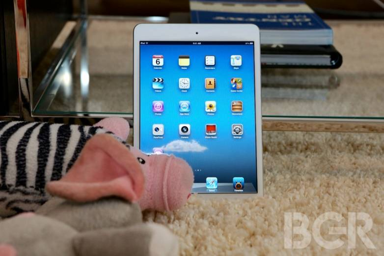 Apple Samsung Patent Lawsuit iPad Mini