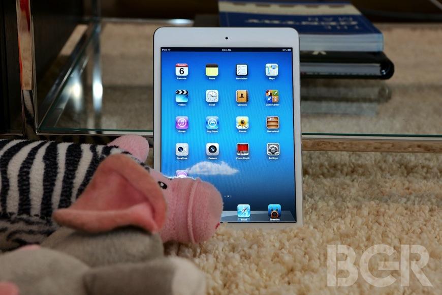Apple Samsung Patent Lawsuit iPad Mini