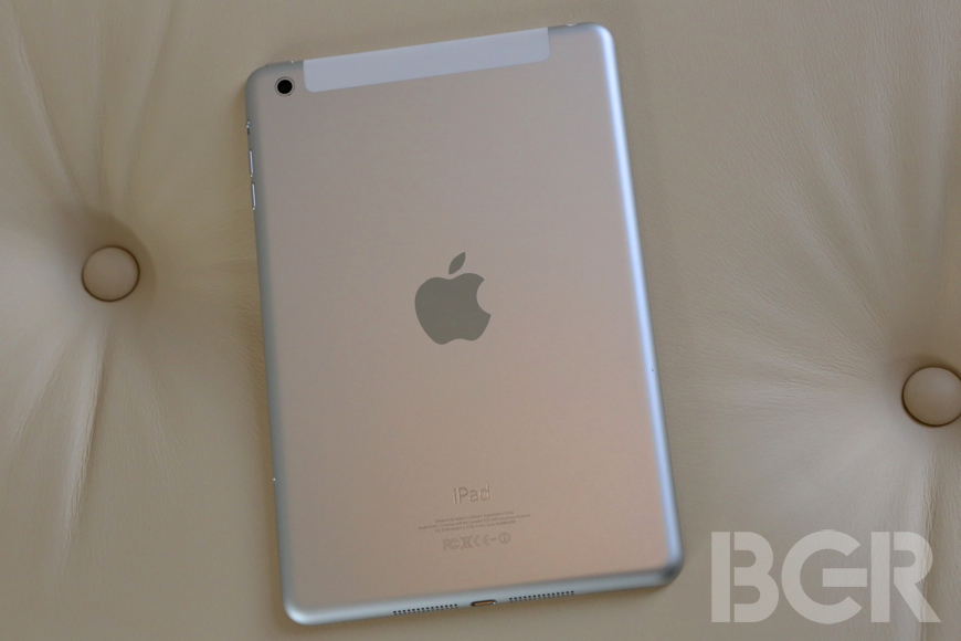 iPad Mini 2 Release Date Delayed