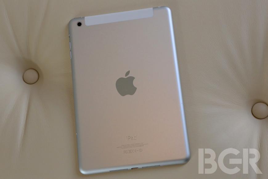 LTE iPad Mini Delay