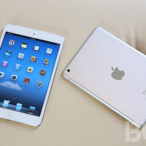 iPad Mini Demand China