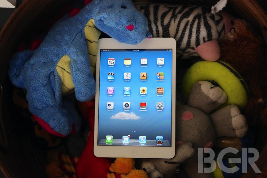 iPad Battery Life