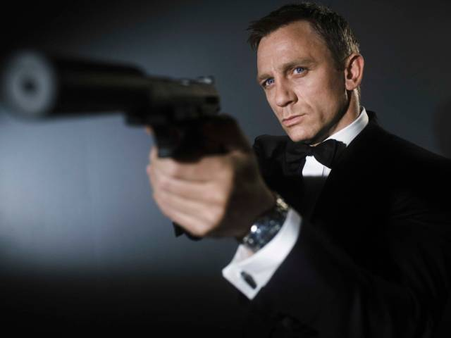 Daniel Craig James Bond Android
