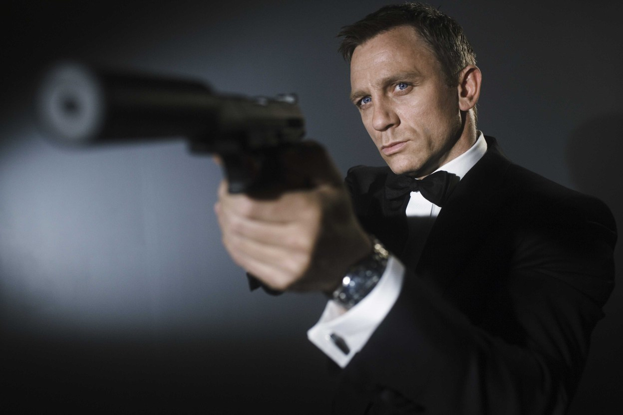 James Bond Skyfall Plot