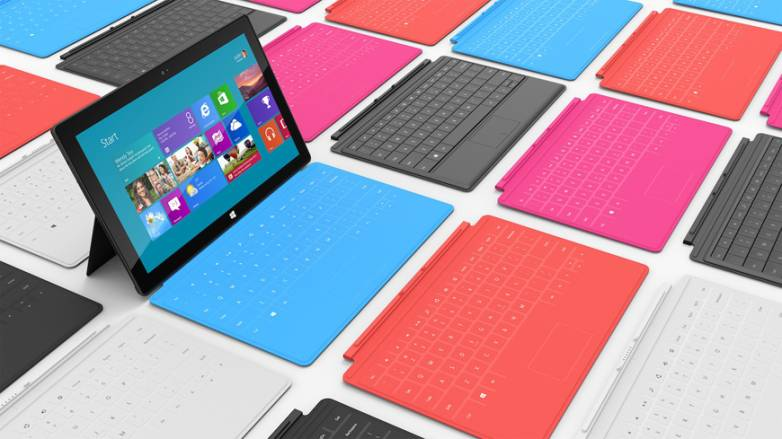 Microsoft Surface Profits