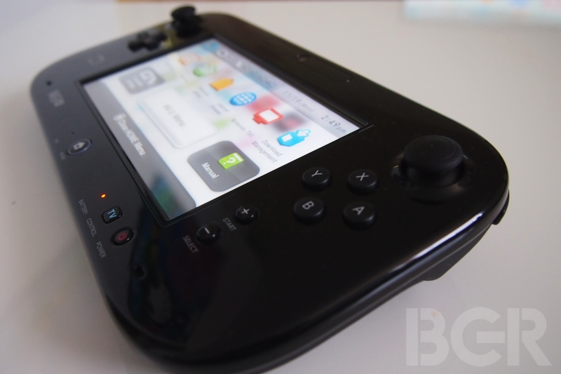 Nintendo Wii U Production