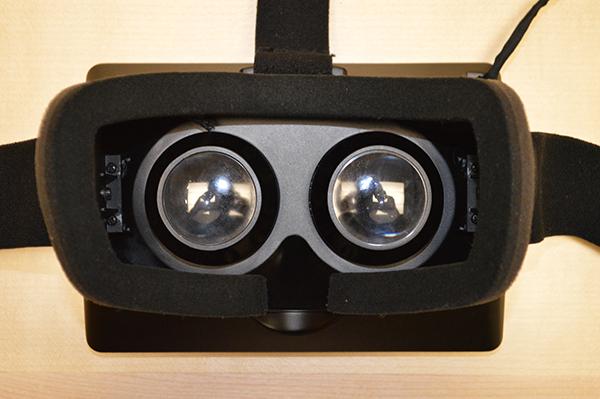 Oculus Rift Virtual Reality Game Development