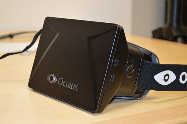 Oculus Rift Dev Kits