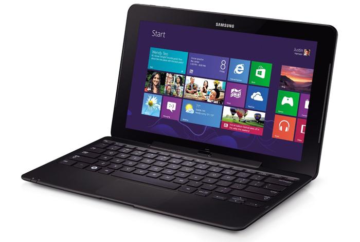 Samsung PC Shipments 2012