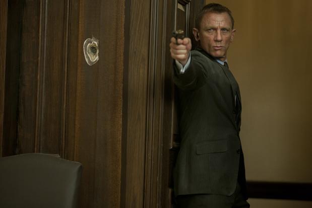 Skyfall Gadgets James Bond