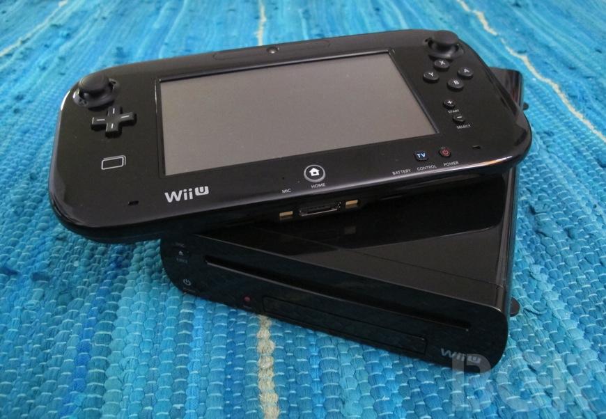 Nintendo Wii U Hands-on