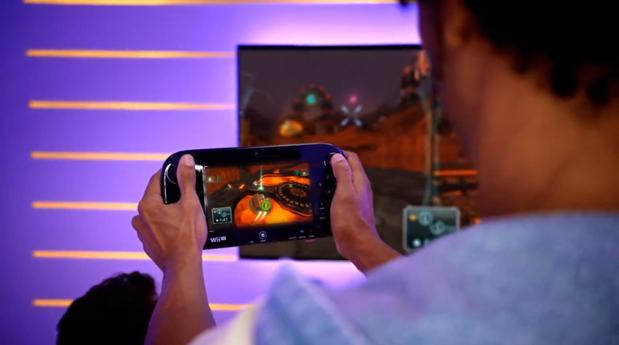 Nintendo Wii U Commercial