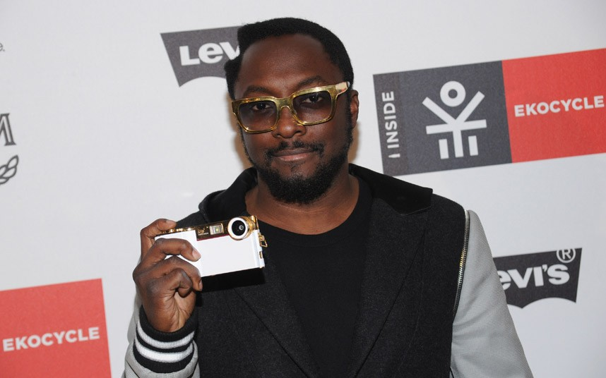 iPhone Will I Am Accessory