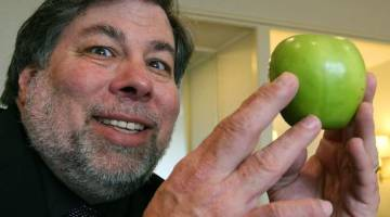Steve Wozniak Interview Cloud Computing