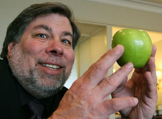 Steve Wozniak Apple iPhone