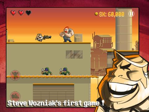 Steve Wozniak iOS Game Launches