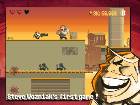 Steve Wozniak iOS Game Launches