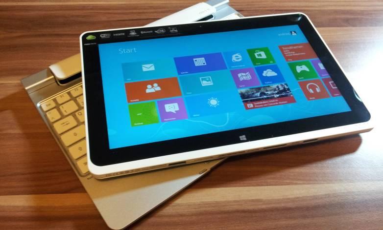 Acer President Windows 8