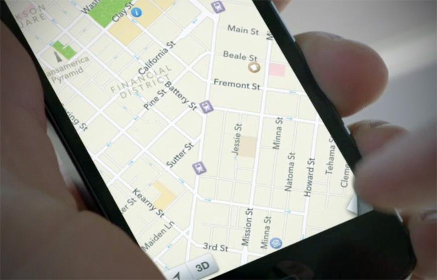Apple Waze Acquisition