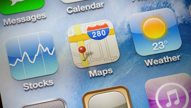 Apple Maps Disaster