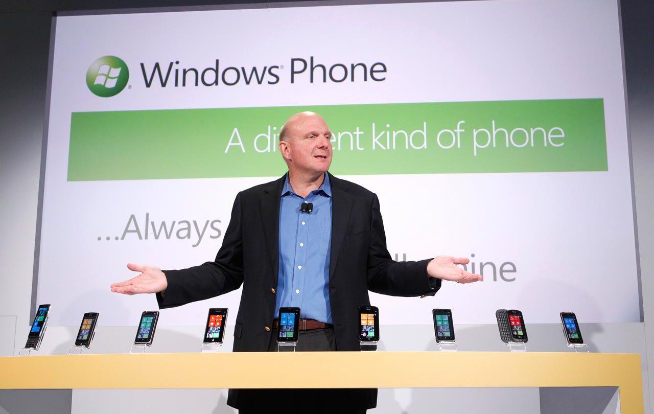 Microsoft Windows Phone App Developer Payouts