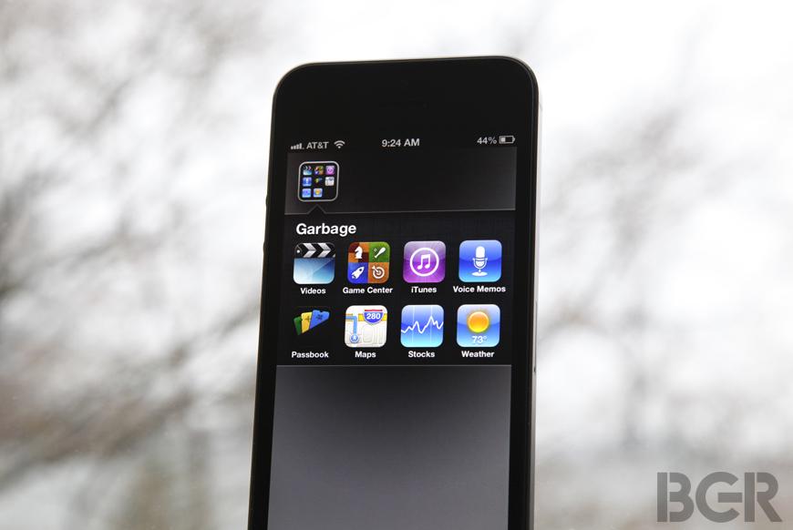 Apple Maps Foursquare Deal