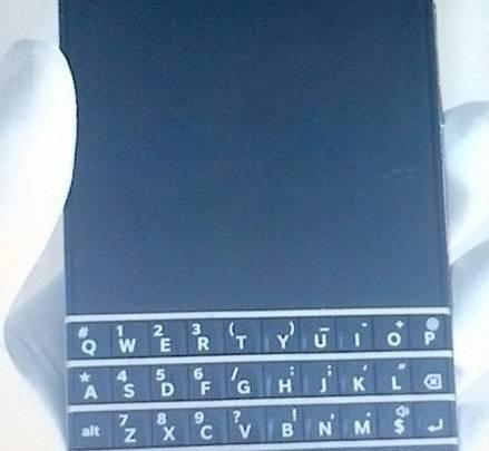 BlackBerry N-Series Photos