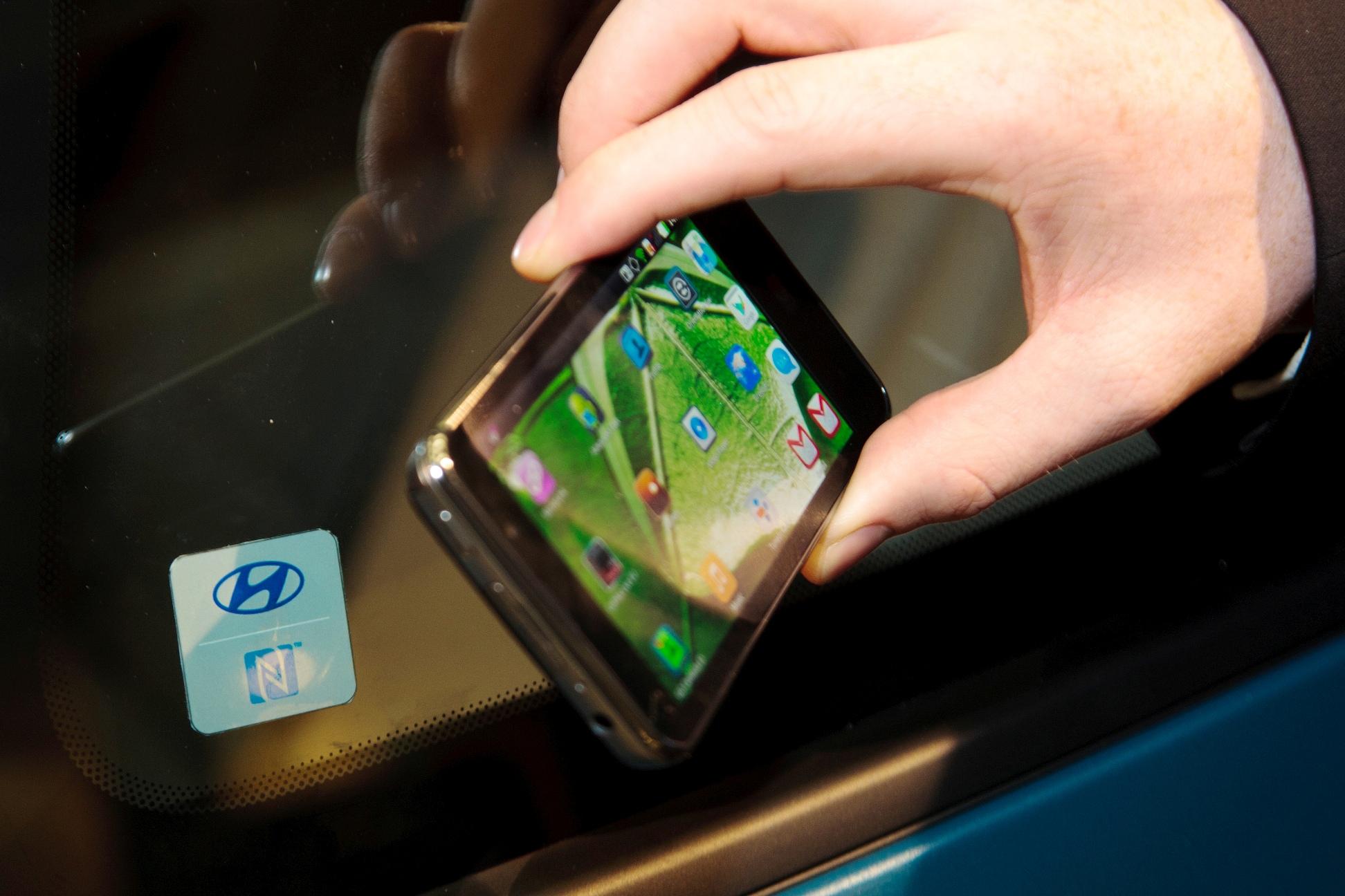 Hyundai Connectivity Concept