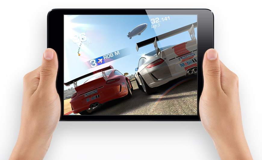 iPad Mini Shipments Q4 2012