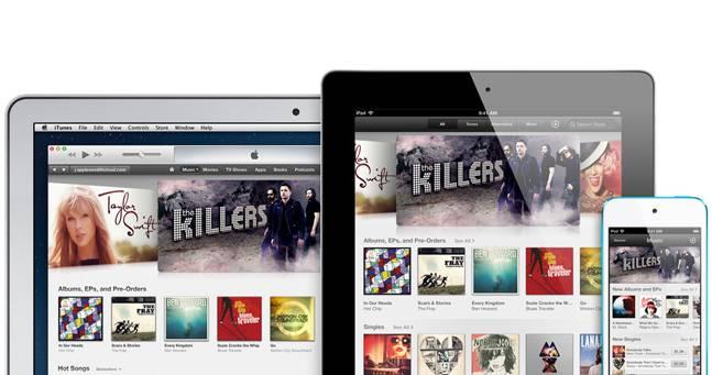 Apple iTunes Digital Music Market Analysis