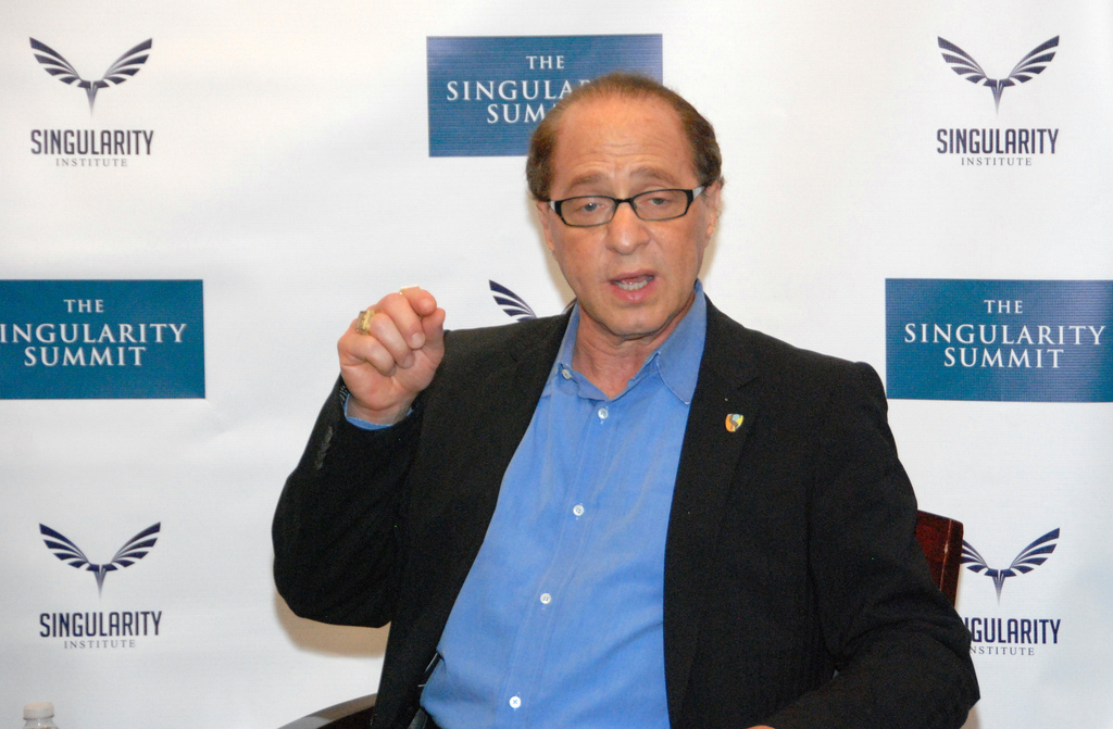 Google's Ray Kurzweil Brain Backup Cloud