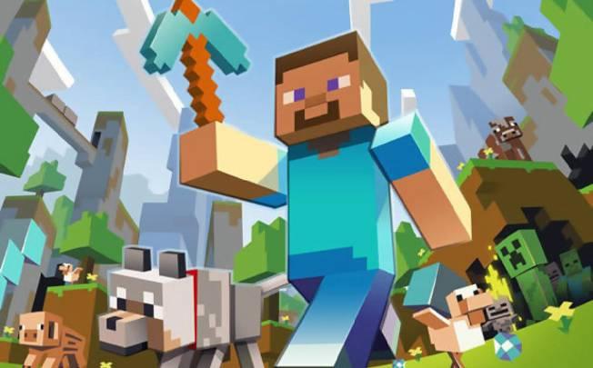 Microsoft Buys Minecraft Developer