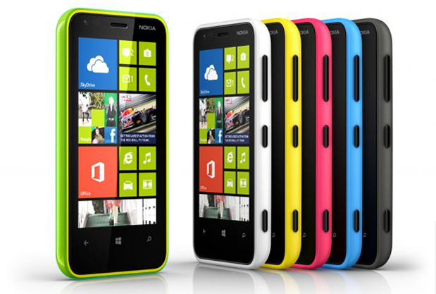 Nokia Lumia 620 Release Date